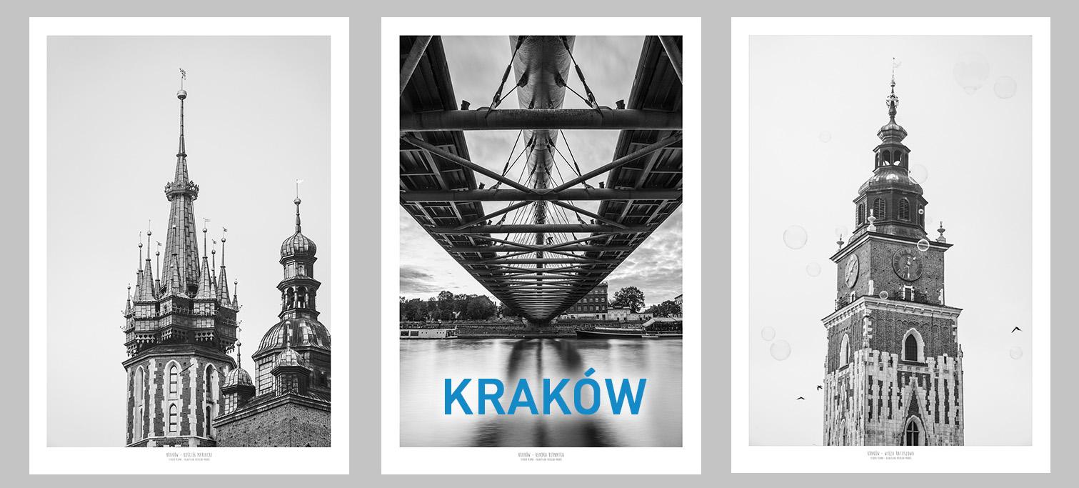 Kraków plakaty na zamówienie